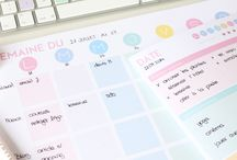 Planners *Printables*