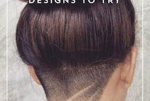 a Hair Styles and Tips // Peinados y estilos