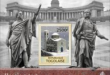 New stamps issue released by STAMPERIJA | No. 365 / TOGO 05 12 2013 - Code: TG13813a-TG13823a