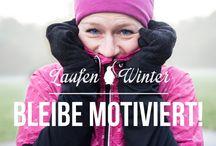 Laufen im Winter / Trotz Frost, Schnee und Kälte; Laufen im Winter macht richtig Spaß. Tipps für das Training im Winter!