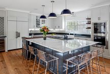 Completed Island Home Renovation / This island home was renovated with traditional & modern details that blend well and create a more interesting look.  We teamed up with ARC Design Group, Inc. and Interior Designer Tim Sack to complete this beautiful home.  Photography by Flagship Photo.