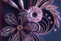 Quilling  / by Marlene Frazier