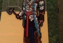 z - pixel art - Assassins Creed
