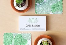 Business card_garden