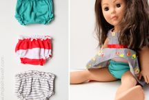 Dolls: clothes and accessories / by Caroline Couture