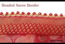 saree border