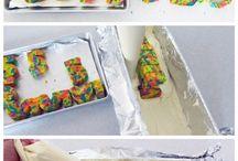 Nápady dortíky