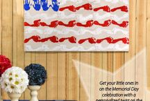 Holiday - Patriotic / by Sharon Watson