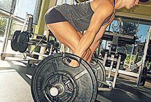 dream gym / by Heather Husmer
