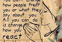 A Wise Man Once Said..... / by Stephanie Stewart-Knepple