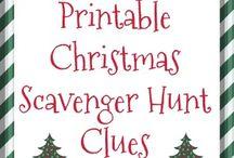 Denise Christmas clues