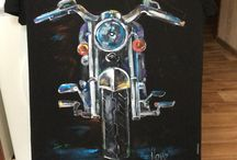 My watercolor / My art
