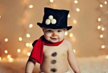 baby Christmas photography / by Cyndel Dorsey
