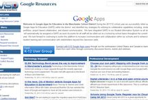 Google / All sorts of resources related to Google: Google Apps for Education, Google Docs, Google Drive, Chrome apps and extensions, etc. / by Bruce Ellis