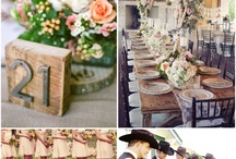 Wedding idea's  / by Claire Casarez