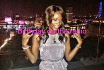 My world / Birthdays, turn up's , musing and more ... And just doing me!