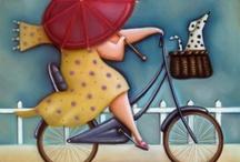MUJERES EN BICI / Mujeres en bici
