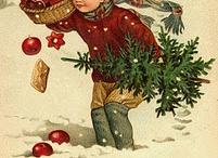 Ouderwetse kerst