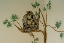 Cool Crib / Projects of custom artwork in Kid's Rooms