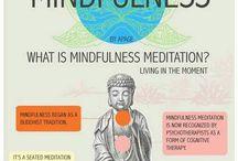 Meditation & Spirituality / by Nicole Matejic