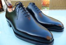 Big, Bold, and Black  Ultimate Dress Shoe.... / by Darryl Clarke
