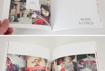 Books | photo album | layouts