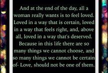 Love me... / by Jen P