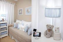 decor: QUARTO DE MENINO / Decoração de quartos de meninos / bebês