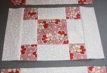 Sewing/quilting patterns