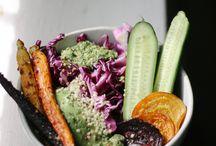food / Alimentation saine et équilibrée
