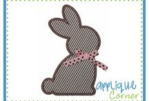 Embroidery Designs  - Easter