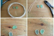 Seaglass Ideas