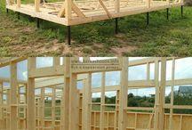 Dřevostavby wooden house
