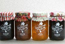 Weltevrede Fig Farm / Delicious jams & preserves, lovingly prepared on the farm near Prince Albert in the Karoo.