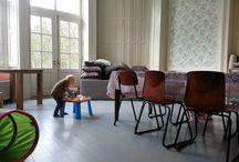 Uitjes / Kindercafe/ natuurspeeltuin/ oppasdienst in de zomer!?