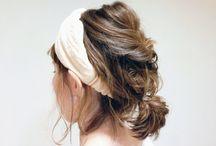 髪型 / 色々な髪型 ヘアースタイル