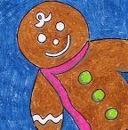 Theme - Gingerbread Man