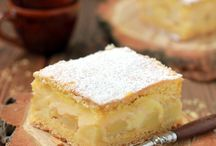 wypieki na słodka ciasta