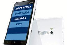 Ordböcker och lexikon / Här finns ordböcker och lexikon för både iPad/iPhone, mac och PC