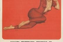 Al Brulé 1957 Calendar