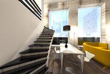 loft / znajduje się tu projekt loftu,  dla Architekta-Singla