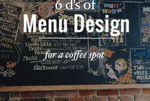 Restaurant & Menu design