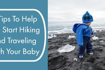 Hiking And Traveling With A Baby