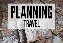 Travel Planning / Pre-travel planning. Short haul, long haul and backpacking.