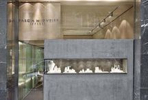 jewellery shop interiors / by Brenda's Singapore Project