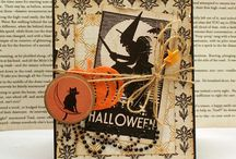 Autumn Handmade Cards / by Sarah Ratliff