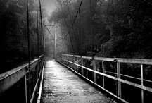 Ghost Bridge (novella) / Inspiration for my novella in progress about an old, haunted bridge.