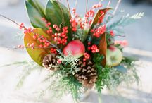 Winter Wedding Decor / by Holly Heider Chapple Flowers Ltd.
