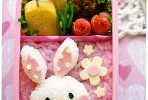 Bento bunny