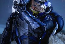 Mass Effect / Gender coded aliens